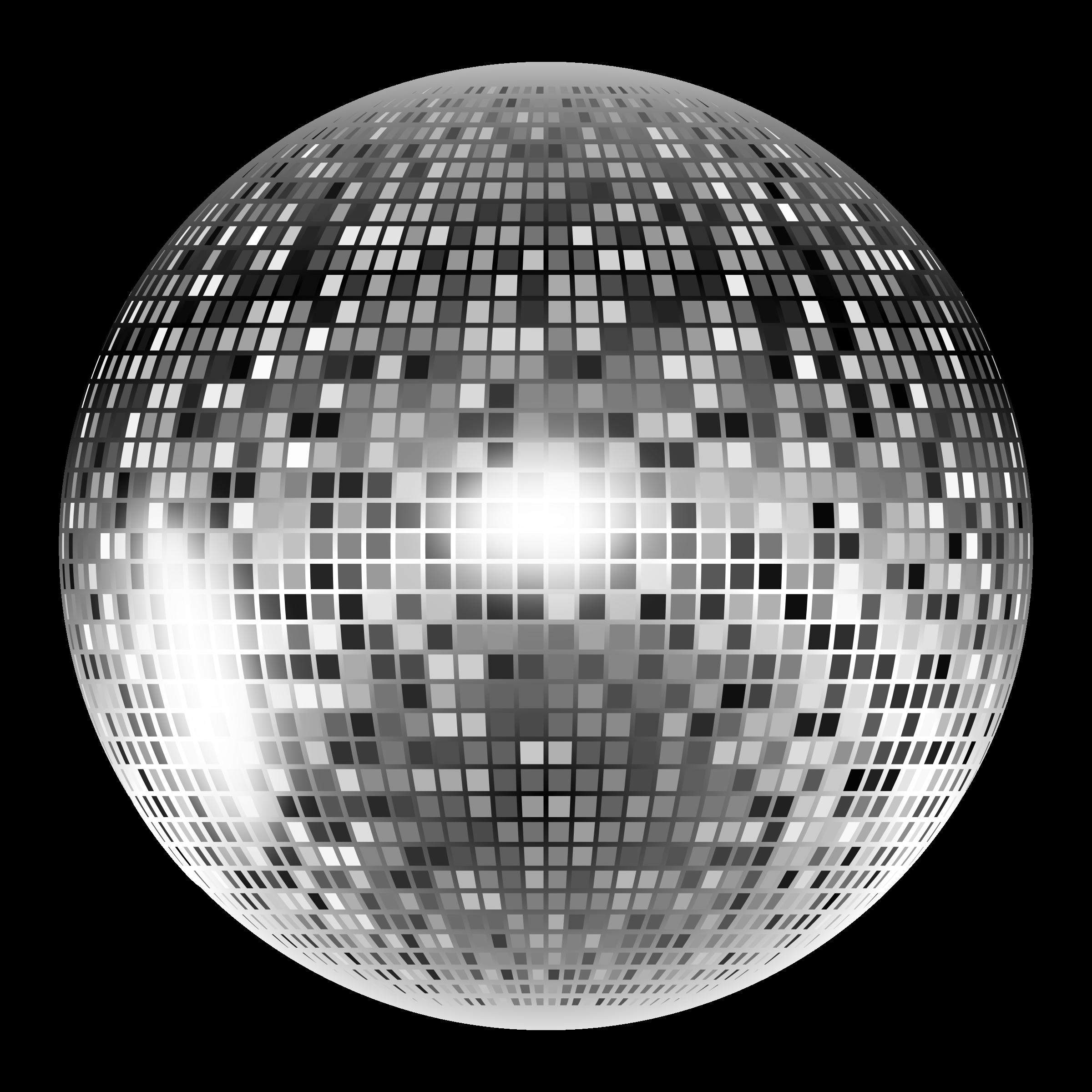 Bola disco png - Imagu...