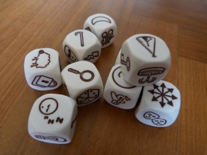 Dados Story Cubes