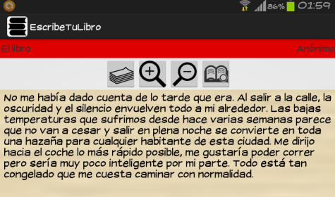 EscribeTuLibro Android